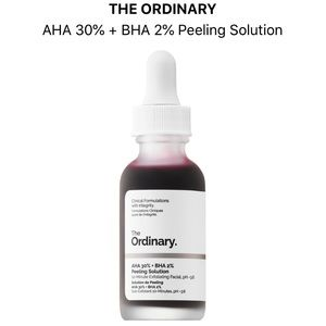 LAST CHANCE The ordinary peeling solution